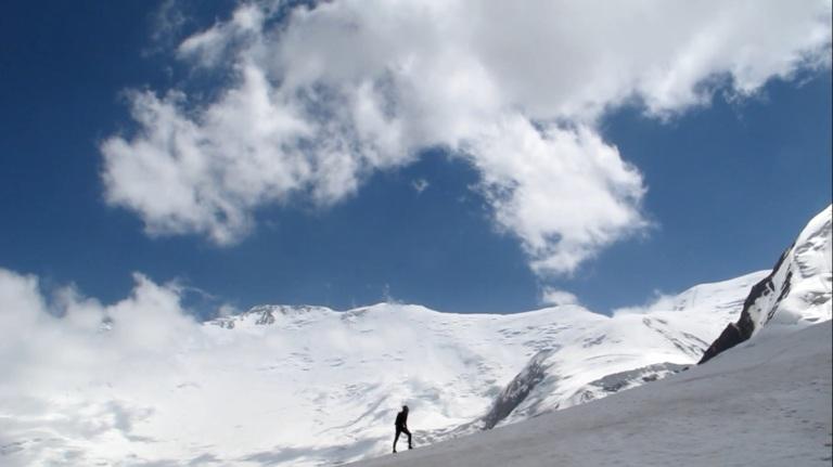 Snow Pamir